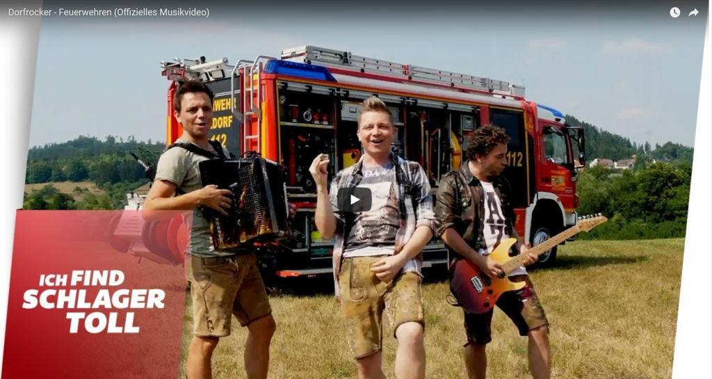 Der Song für uns Feuerwehren