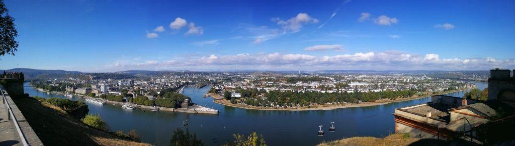 Tagesfahrt nach Koblenz